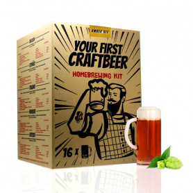 Kit extract Amber Ale