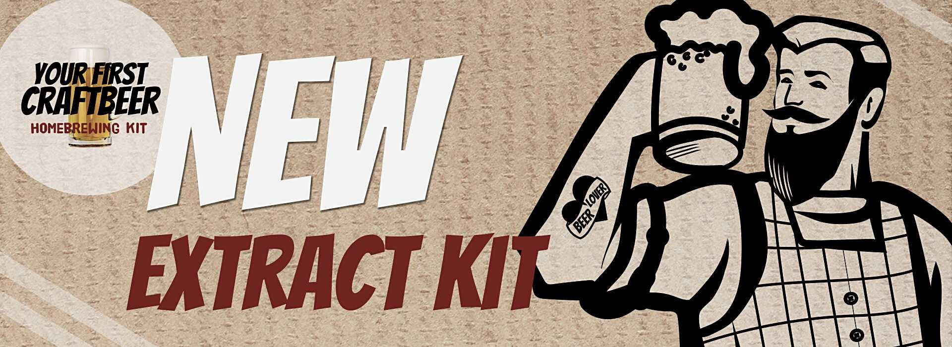 Extract Kit Homebrewing