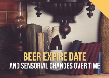 Beer expire date and sensorial changes over time