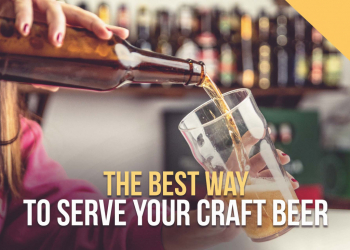 The best way to serve your craft beer