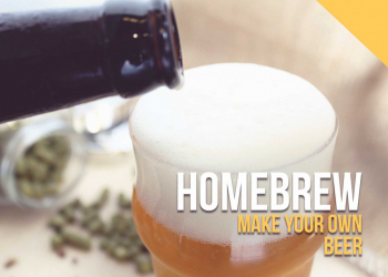 Homebrew: Make your own beer